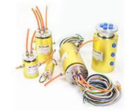Pnuematic/Hydraulic+Electric Slip Rings
