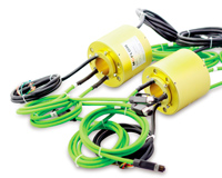 Industrial-Bus Slip Rings