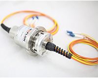 Fiber Optic Slip Rings