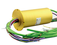 Servo/Encoder Slip Rings