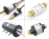Power/Large Current Slip Rings